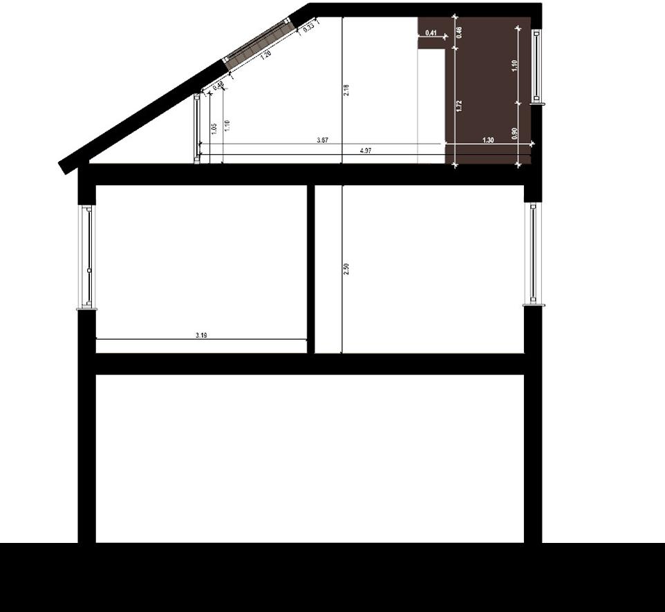 Gabriele Albanese - Portfolio - Casa AL_19 - London UK - Sezione BB