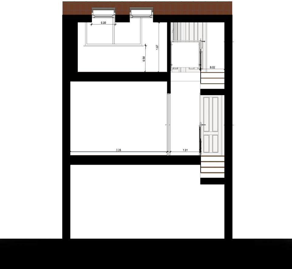 Gabriele Albanese - Portfolio - Casa AL_19 - London UK - Sezione CC