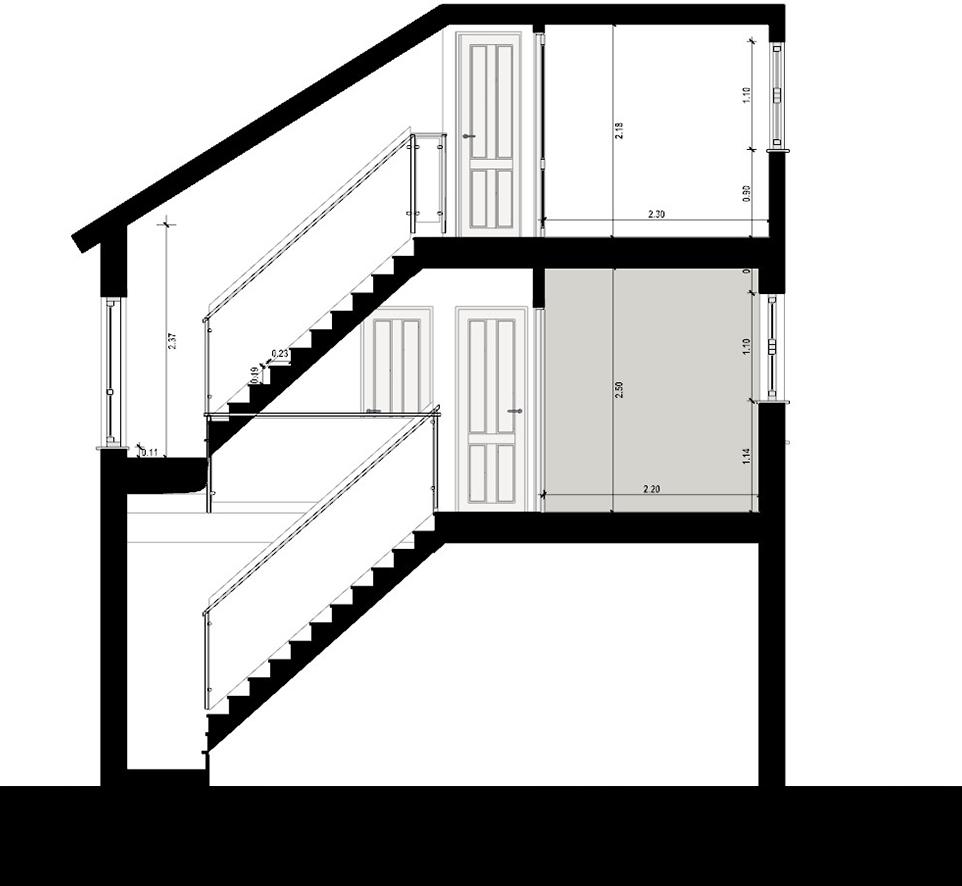 Gabriele Albanese - Portfolio - Casa AL_19 - London UK - Sezione AA