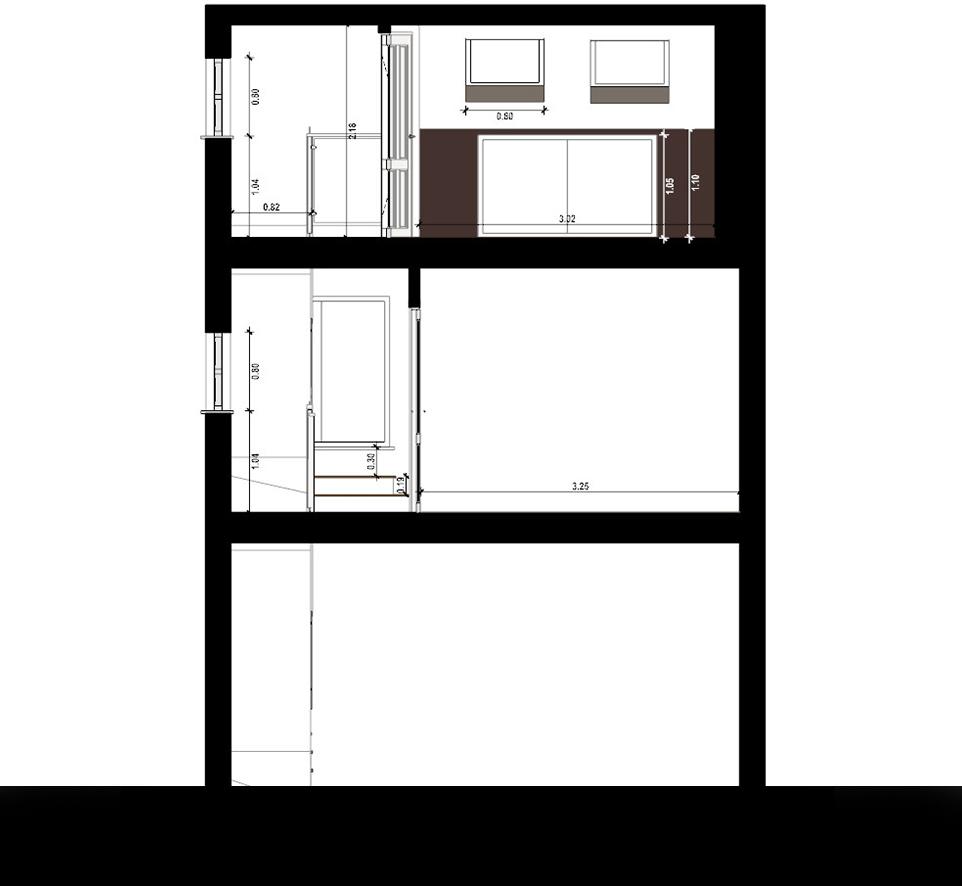 Gabriele Albanese - Portfolio - Casa AL_19 - London UK - Sezione DD