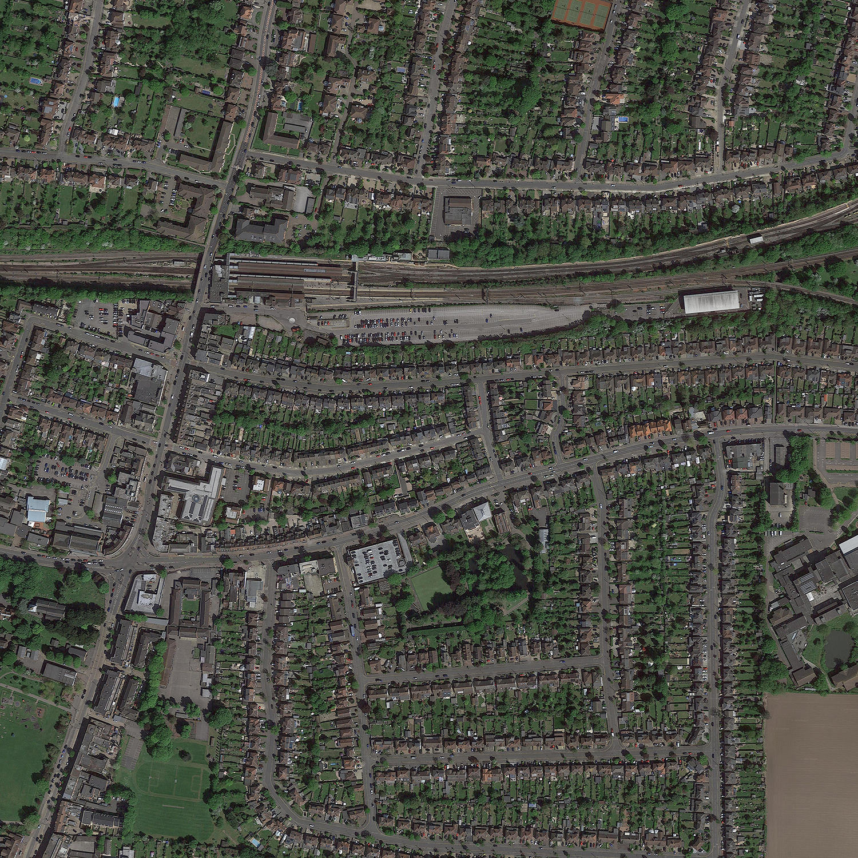 Gabriele Albanese - Portfolio - Casa AL_19 - London UK - Location Map