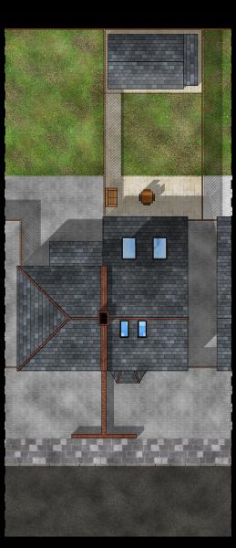 Planivolumetria - Stato di Progetto